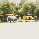 whitewater kayaking through lensbaby